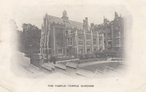 LONDON, England, UK, PU-1904; The Temple - Temple Gardens