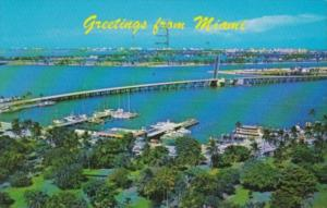 Greetings From Miami Florida 1967