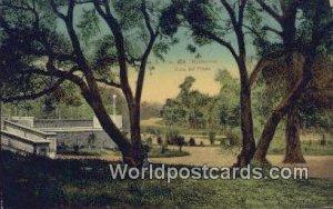 Vista del Prado Montevideo Uruguay, South America 1910