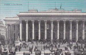France Paris La Bourse Stock Exchange