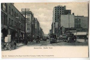 2nd Ave, Seattle WA