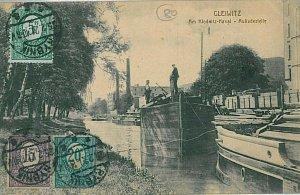 VINTAGE POSTCARD - POLAND: Gliwice Gleiwitz