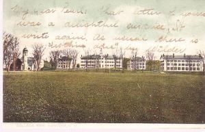 College Row, Hanover, N.H. 1907 Dartmouth