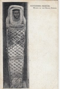 Egypt , 00-10s ; Mummy of the Roman Period
