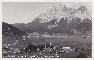 RP; LERMOOS, Tirol, Austria; m. Zugpilze u. Wetterster, 30-50s