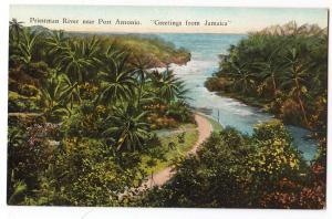 Priestman River near Port Antonio