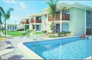Pompano Beach FL - Sherwood Apartments, 2751 NE 1st Street. 1970s
