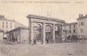 Dax , France , 00-10s ; La Fontaine