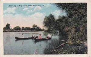 Iowa Sioux City Canoeing On Big Sioux River