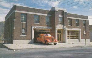 LIBERTY, New York; Municipal Building, Main Street, 40-60s