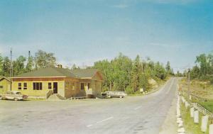 Dorval Lodge Inc., Val d'Or, Quebec, Canada, 40-60´s