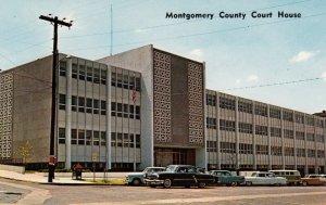 MONTGOMERY, Alabama; 50-60s; Montgomery County Court House