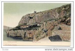 LIGHTHOUSE, Gibraltar, Europa Point, United Kingdom, Pre 1907