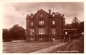 Balgray House Lockerbie Scotland, UK 1936