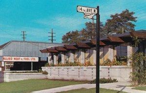 VANCOUVER, British Columbia, Canada, 1940s-Present; Allied Heat & Fuel Ltd.