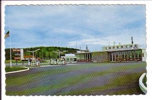 Bagon's Esso Centre, White River, Ontario,