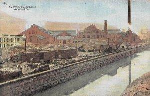 Westinghouse Works Wilmerding Pennsylvania 1910c postcard