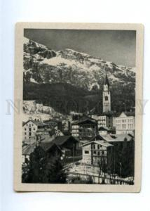 167021 Olympic Winter Games CORTINA d'Ampezzo CIGARETTE card