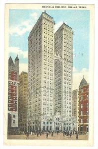 Magnolia Building, Dallas, Texas, PU-1925