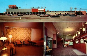 New York Buffalo The Regency Motor Hotel 1981