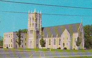 Tennessee Lexington First Baptist Church
