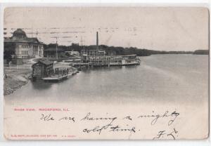 River, Rockford IL
