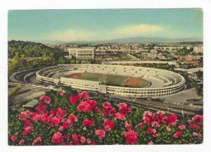 Soccer Stadium  Roma, Italy, 50-70s