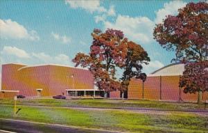 North Carolina Fayetteville Cumberland County Memorial Auditorium