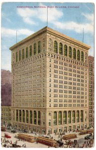 Chicago, Commercial National Bank Building