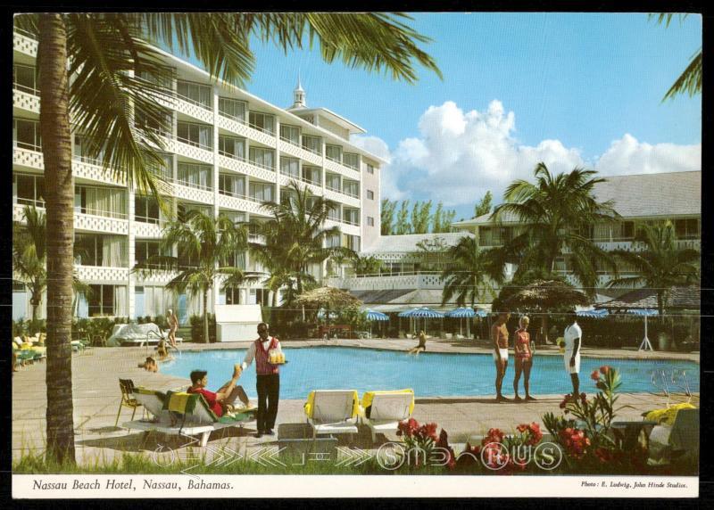 Nau Beach Hotel Bahamas