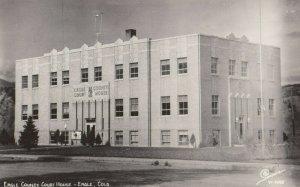 RP: EAGLE , Colorado , 1940s ; Court House