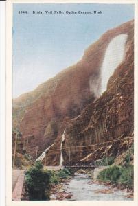 Bridal Veil Falls, OGDEN CANYON, Utah, 00-10's