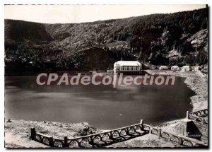 Modern Postcard The High Vosges Lake Black