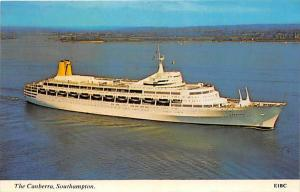 538  S.S. Canberra   P and O Fleet