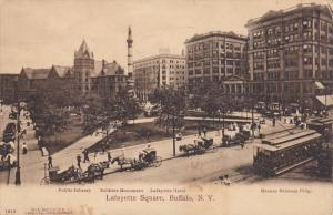 Lafayette Square , BUFFALO , New York , 00-10s