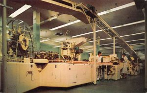 Detroit Michigan Pharmaceutical Factory Vintage Postcard AA20253