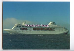 LN1379 - Princess Cruises Liner - Star Princess , built 1989 - postcard