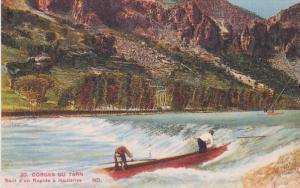 Gorges Du Tarn , France , 00-10s ; Saut d'un Rapide a Hauterive