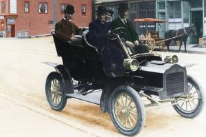 1906 Cadillac Touring Car