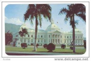 Haiti  40-50s  National Palace