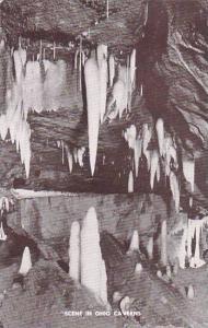 Ohio Scene In Ohio Caverns
