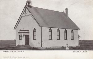 ROULEAU , Sask., Canada, 00-10s ; PRESBYTERIAN CHURCH
