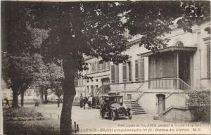 Talence Hospital France WWI Hopital Unused Antique Postcard E43