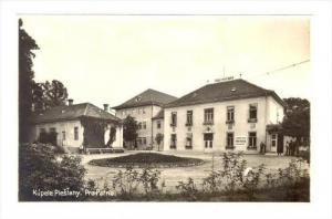 RP  Kupele Piestany. Pro Patria, Slovakia, 1910-30s