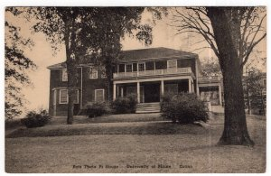 Beta Theta Pi House, University of Maine, Orono