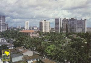 Partial View With Republic of the Square, Brazil, 50-70s