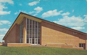 Burpee Center Student Union Rockford College Rockford Illinois