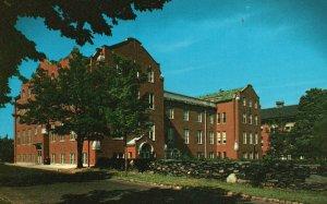 Providence, RI, Providence College, Stephen Hall, Chrome Vintage Postcard g9003