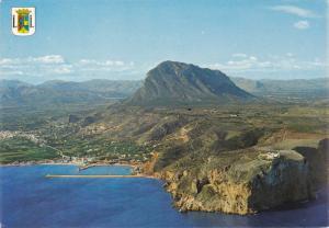 Aerial View, San Antonio Cape and Montgo, JAVEA, Alicante, Comunidad Valencia...