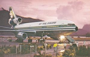 Air New Zealand DC-10 Series 30 Airplane, 50-60s